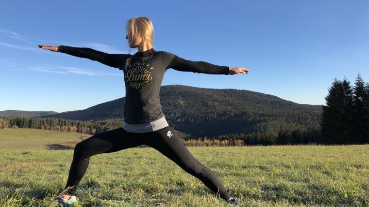 Plynulá jóga