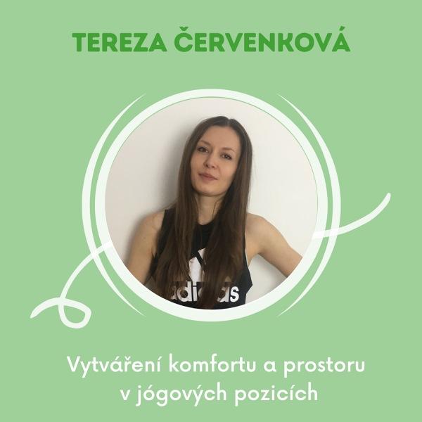 portret Tereza Cervenkova